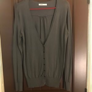 Old Navy V-neck Button-Front Cardigan Sweater